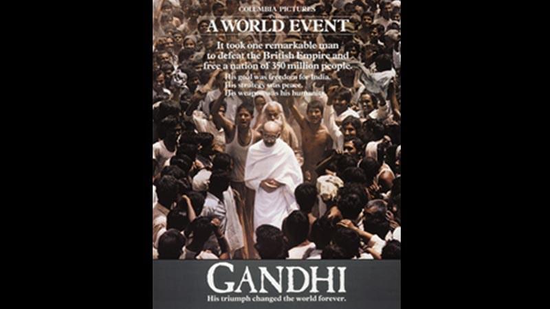 Biografi Mahatma Gandhi - Film Mahatma Gandhi 1982