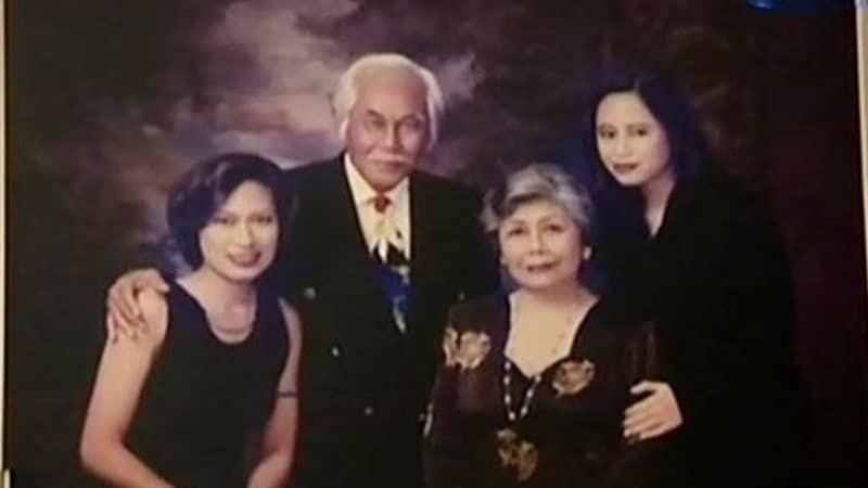 Biografi Bob Sadino - Foto Keluarga Bob Sadino