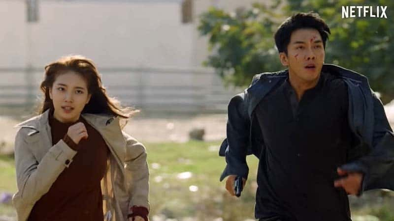 Drama Korea Bae Suzy - Vagabond
