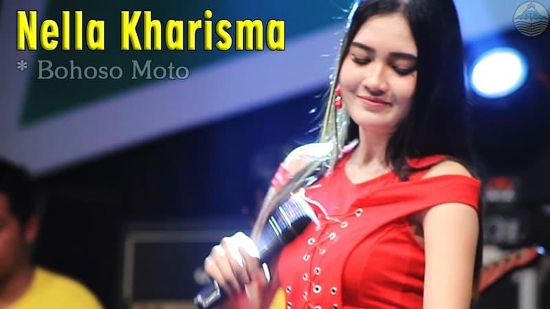 Lirik Lagu Bohoso Moto Nella Kharisma - Nella Kharisma