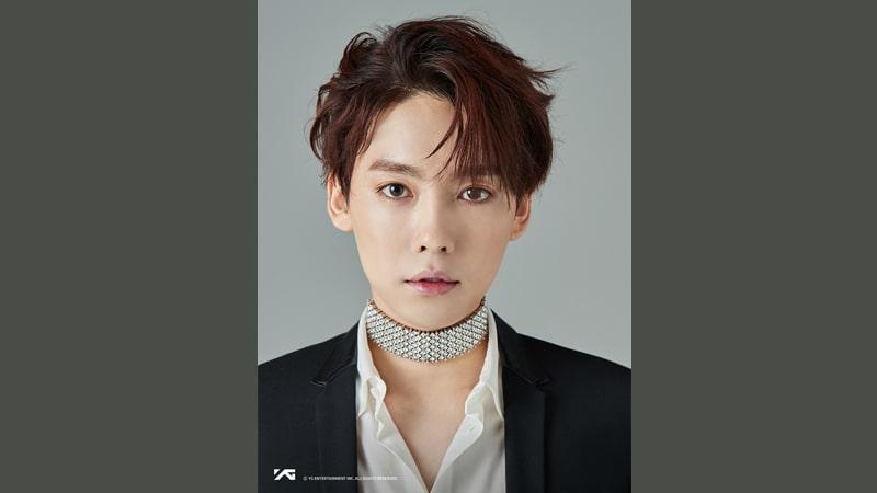 Biodata Member - Jinwoo WINNER