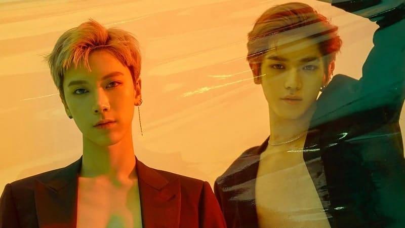 Ten dan Taeyong NCT U - Baby Don't Stop