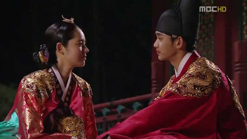 Drama Korea Kim Soo Hyun - Moon Tha Embraces the Sun