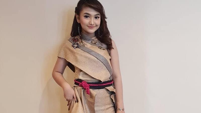 Potret Jihan Audy