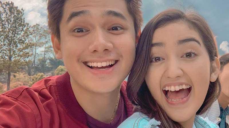 Rayn Wijaya dan Ranty Maria