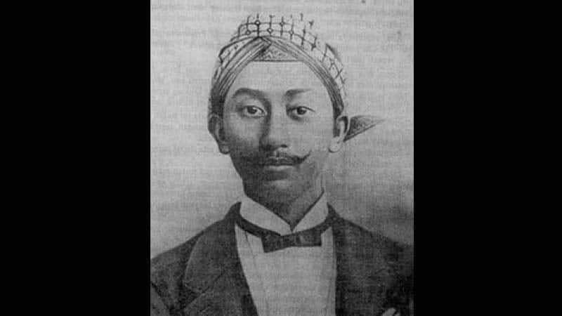 Biografi HOS Cokroaminoto - Oemar Said Tjokroaminoto