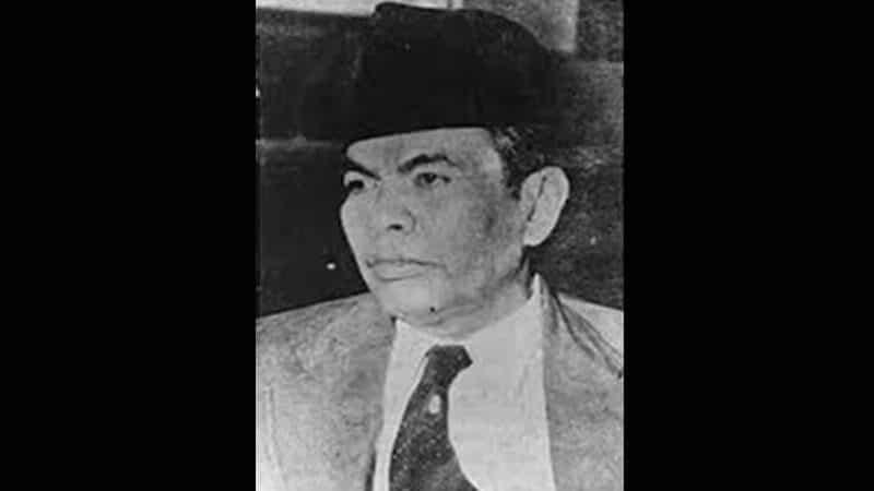 Biografi Moh Yamin - Mohammad Yamin