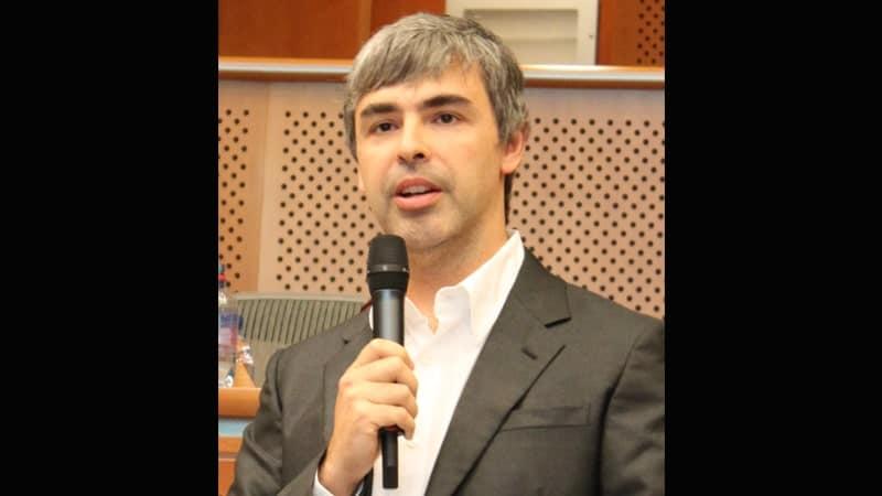 Profil Larry Page - Larry Page