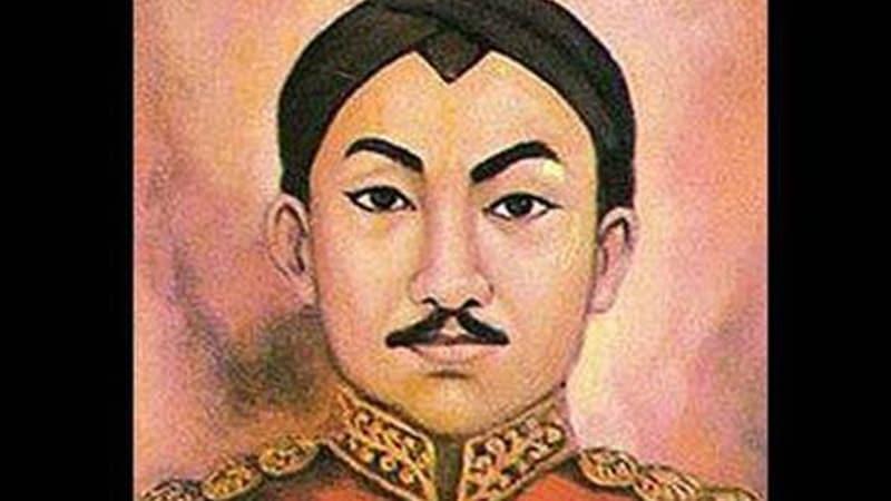 Biografi Raden Patah - Raden Bagus Kasan Muda