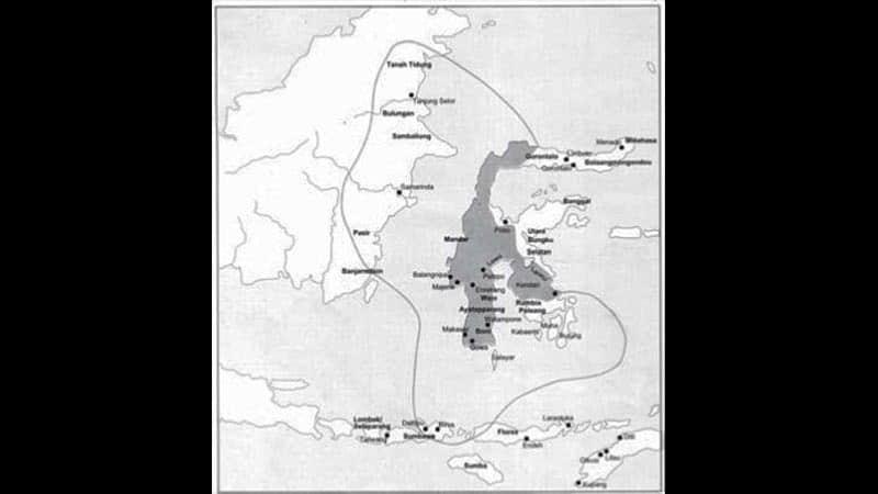 sejarah sultan hasanuddin - kerajaan gowa