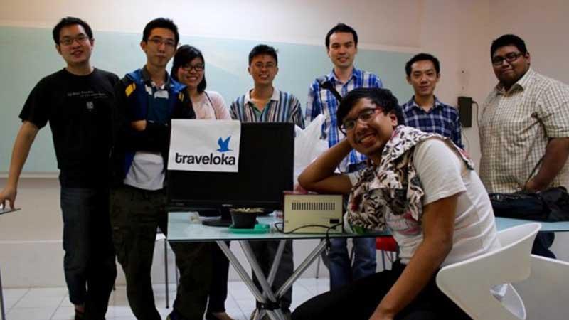 Biografi Ferry Unardi Pendiri Traveloka - Bersama Pendiri Traveloka yang Lain