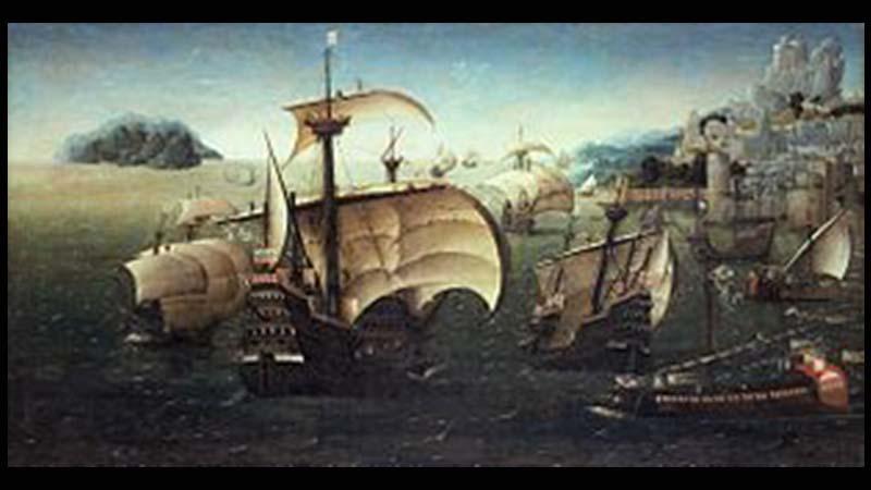 Biografi Laksamana Keumalahayati - Pasukan Portugis