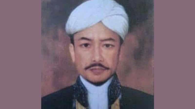 Biografi Pangeran Antasari - Gambar Profil