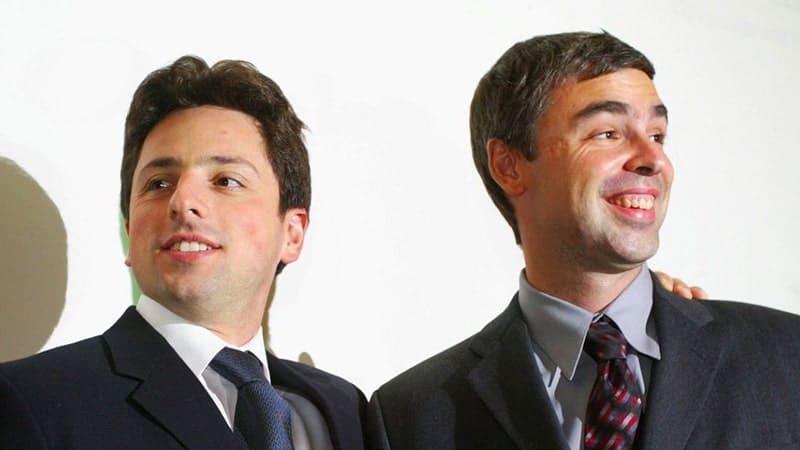 Penghargaan Sergey Brin dan Larry Page