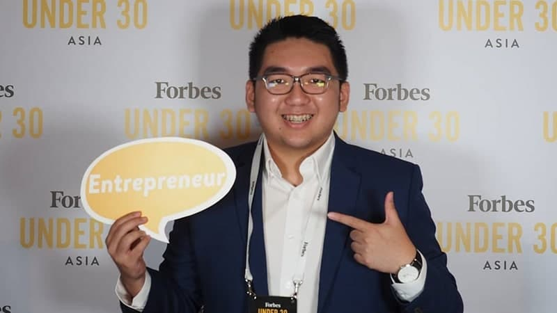 Biografi Yasa Singgih - Forbes Under 30
