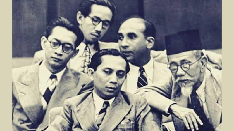 Biografi KH Agus Salim - Perwakilan Indonesia di PBB