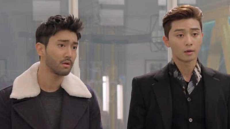 Drama Korea Park Seo Joon - She Was Pretty