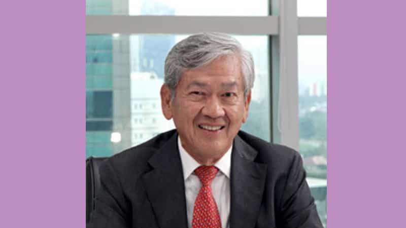 Biografi Edwin Soeryadjaya - Edwin Soeryadjaya