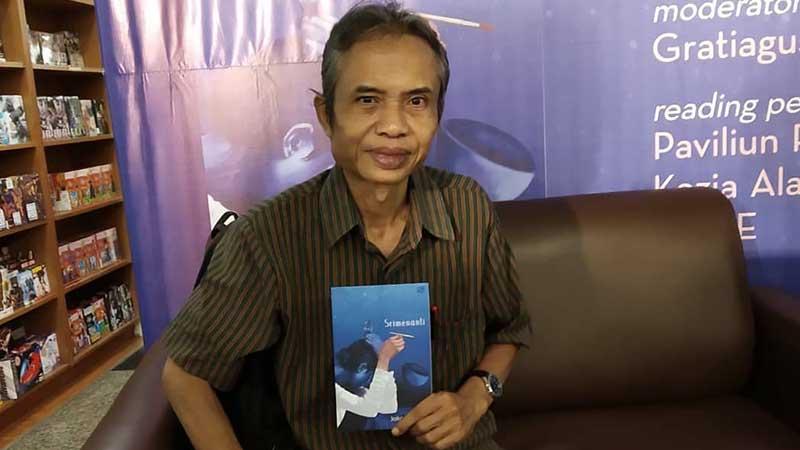 Biografi Joko Pinurbo - Joko Pinurbo