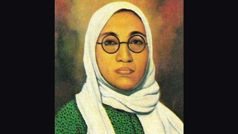 Biografi Rasuna Said - Hajjah Rangkayo Rasuna Said
