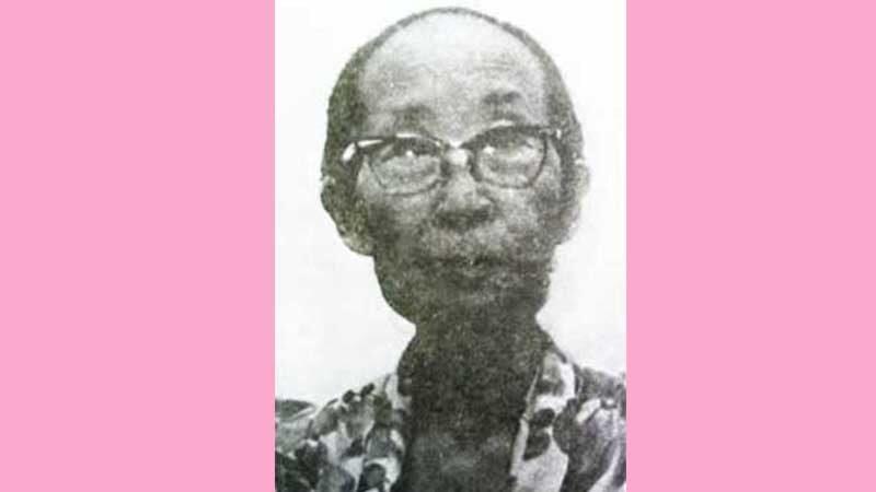 Biografi Siti Oetari - Siti Oetari