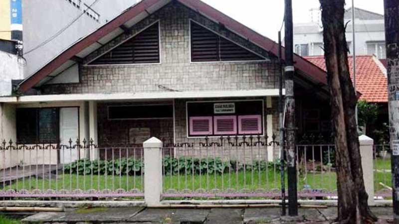 Rumah H.O.S Tjokroaminoto