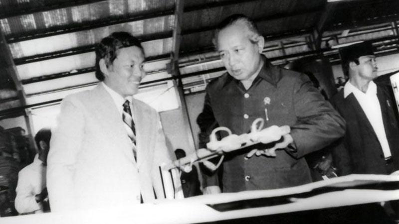 Sukanto dan Soeharto