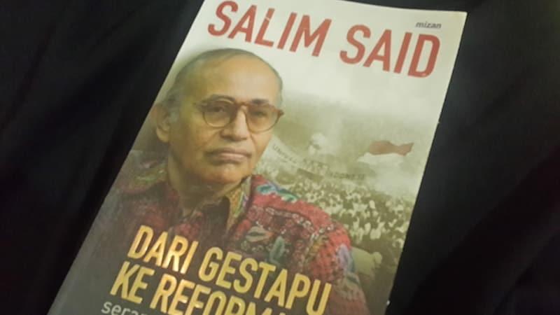 Buku yang Pernah Ditulis Salim Said