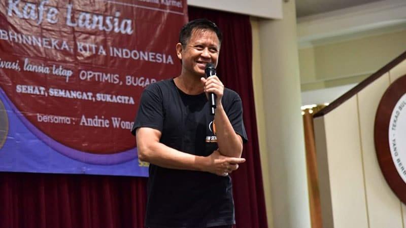 Andrie Wongso Senam S3