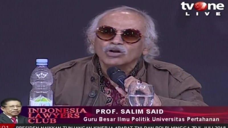 Prof Salim Said - Panelis ILC