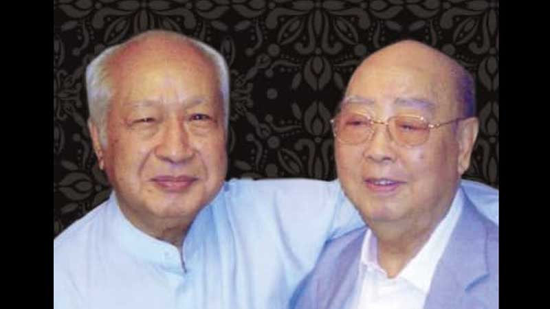 Biografi Sudono Salim - Soeharto dan Soedono