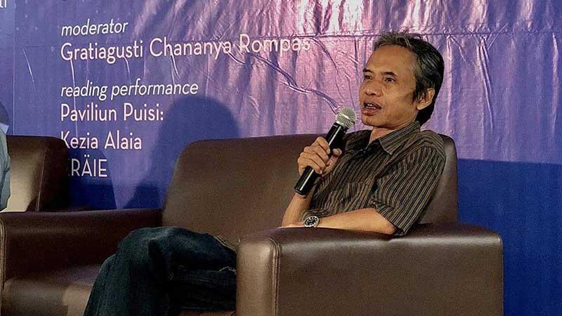 Pembicara di Sebuah Seminar