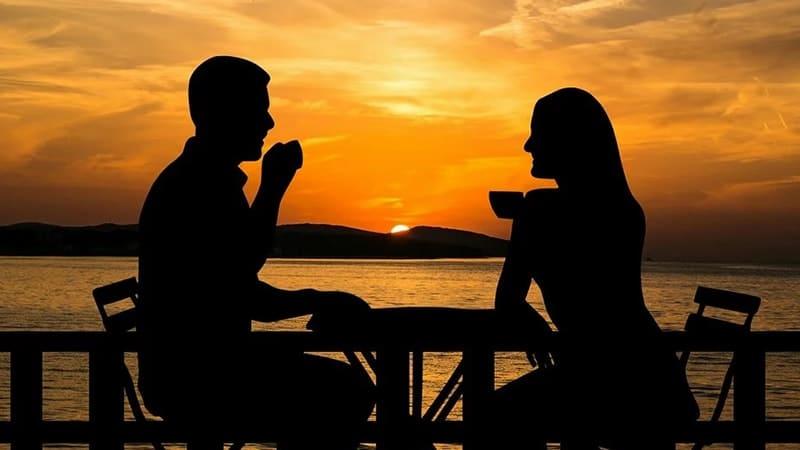 Kata-Kata tentang Senja - Menikmati Senja Berdua