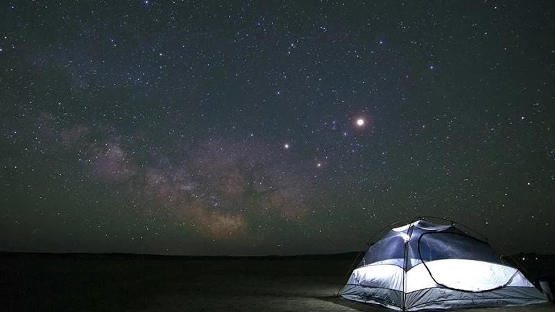 Kata-Kata Keindahan Alam - Bintang