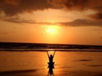 Kata Kata Senja Bahasa Inggris - Pantai