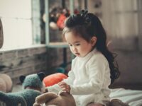 Kata Mutiara untuk Anak Perempuan - Anak Cantik