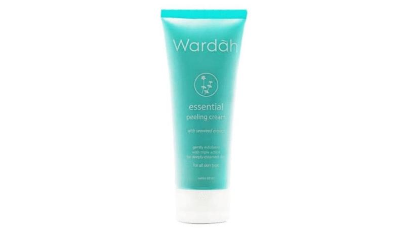 Gambar 3. Wardah Essential Peeling Cream