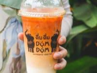 Menu Favorit Dum Dum Thai Tea yang Wajib Dicoba