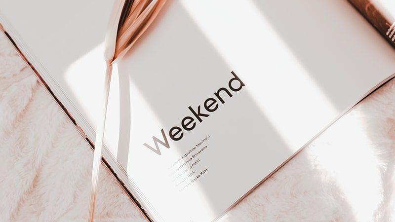 Kata-Kata Lucu Malam Minggu Sendiri - Weekend