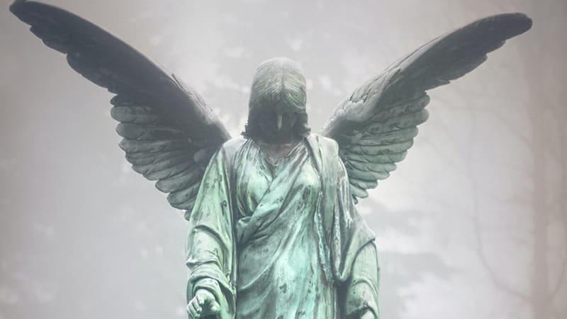 Kata-Kata Lucu Malam Minggu Sendiri - Patung Malaikat