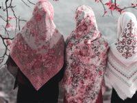 Kata-Kata Bijak Islami untuk Wanita - Tiga Muslimah