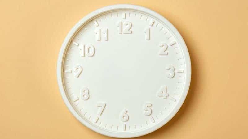 Kata-Kata Tentang Waktu - Jam DInding